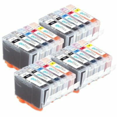 20 Ink Cartridges for Canon PIXMA iP4200 iP5200 MP500 MP600R MP800R MX850