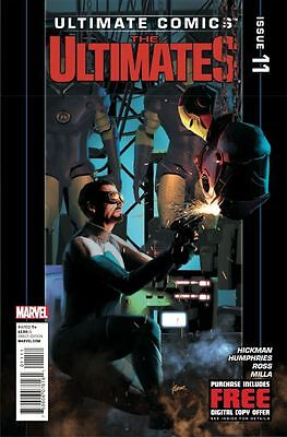 Ultimate Comics Ultimates #11 Comic Book - Marvel