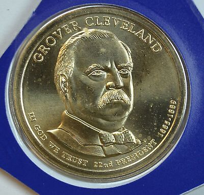 2012 Grover Cleveland 1st Term  P&D Ready to ship