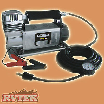 4Wd Action Magazine Best Air Compressor Overall Dr Air 150L/min Pro Flow 4X4