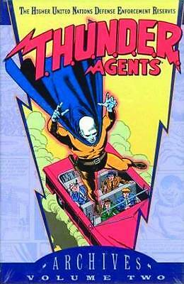 Thunder Agents DC Archives vol 2-4 SET New, $150 retail, 40% off!