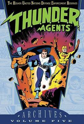 Thunder Agents DC Archives vol 5-6 SET New, $100 retail, 40% off!
