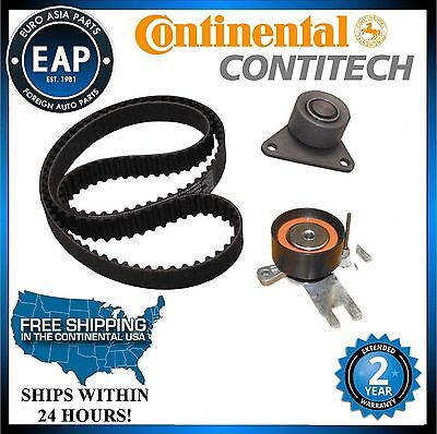 For Volvo C30 C70 S40 S60 V50 V70 5cyl 2.4L 2.5L Continental Timing Belt Kit NEW
