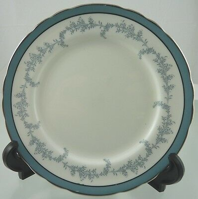 Kenmore Scalloped 8269 Bread & Butter Plate By Aynsley & Sons