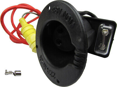 Club Car Golf Cart 48 Volt Charger Receptacle And Fuse Kit