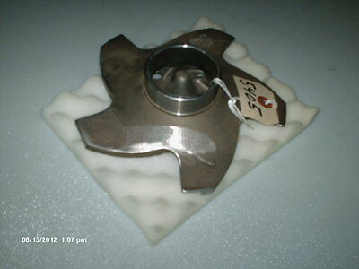 "Flowserve Pump Impeller #36876 C3 2"" Inlet S/S (NEW)"