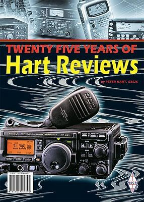 25 Years of Hart Reviews - Amateur Radio Book Special offer!