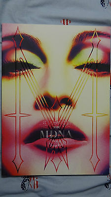 New Madonna MDNA Official Tour Program Programme World 2012 Book Authentic