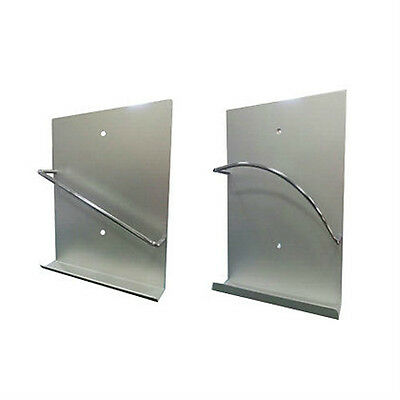 Bathroom Wall Mounted Toilet Paper Holder Magazine Rack Stainless Steel Picclick