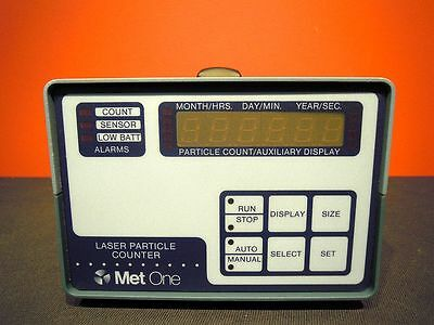 Met One 217M Laser Particle Counter