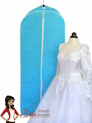 Bridal Dress Bag for Wedding Gown Bridesmaid Dresses Easy Weddings Storage Ideas
