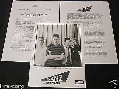 Franz Ferdinand 'You Could Have It So Much Better' 2005 Press Kit—Photo