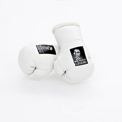 Mini Boxing Gloves For The Rear View Mirror Of Your Car .bob Marley 2Pac Ganga