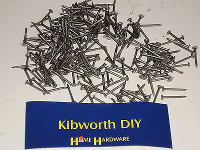 """100g 5/8"""" ROUND HEAD NAILS SMALL TACKS PINS 16mm x 1.3g wire nails IKEA BACKING"""