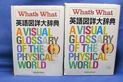 What's What A Visual Glossary of the Physical World Japanese English Dictionary