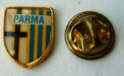 Old pin-button badge sport soccer Football Parma FC Italy