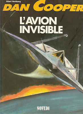 Dan Cooper 36. L'Avion invisible. WEINBERG 1987. neuf
