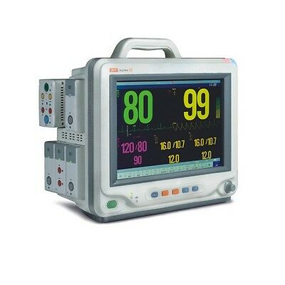 Colin Biolight Patient Monitor AnyView A6 with EMS5 & Nellcor Module - Demo Unit