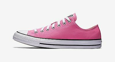 Converse Chuck Taylor All Star Low Top Canvas Women Shoes M9007 - Pink/White