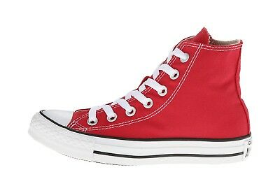 Converse Chuck Taylor All Star High Top Canvas Men Shoes M9621 - Red/White
