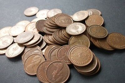 1971-1982 Half-Penny Coin Choose Any Date Free Uk Postage 1/2-D Coin