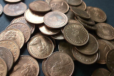 1971-1982 High Grade Half-Penny Coins Choose Any Date Free Uk Postage 1/2-D Coin