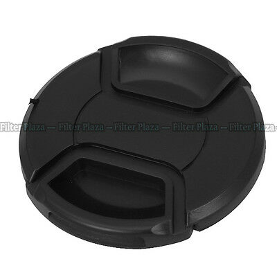 52mm Center Pinch Front Lens Cap for Nikon D7100 D5600 D5300 D3400 D3300 18-55mm
