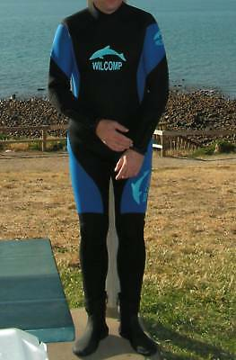 NEW 6mm WILCOMP Semi-dry Wetsuit  Size - M & L