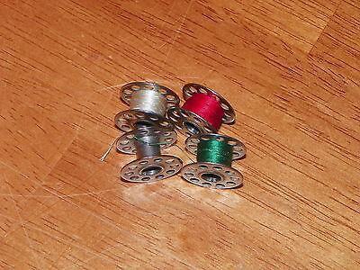 Original Sewing Machine Round Bobbins
