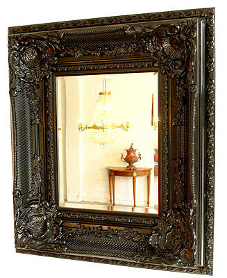 ancien miroir de mariage fronton restauration style louis xvi. Black Bedroom Furniture Sets. Home Design Ideas