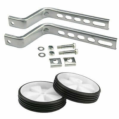 Universal Easy Fit Stabilisers For Any Childs Bike With 12'' To 20'' Wheels New