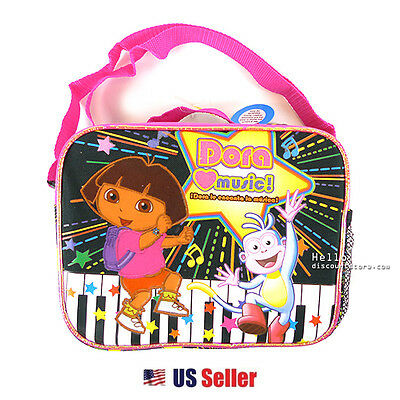 New Dora the Explorer lnsulated Lunch Bag