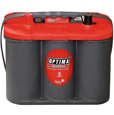 Optima Redtop RT S 4,2 12V 50Ah Autobatterie Starter AGM Batterie Traktor US Car