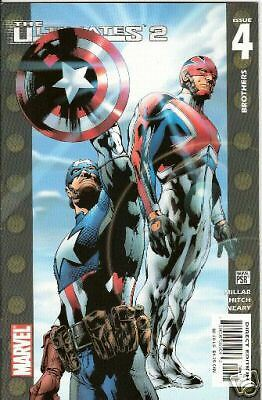 The Ultimates 2 #4 (Marvel)  2005 (Nm-)