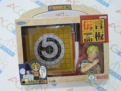Anime Hikaru No Go Den Gon Ban Mini White Board With Marker Pen Japan Banpresto