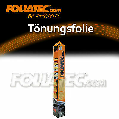 17,06,-/m² Foliatec Midnight Dark Tönungsfolie 76 x 300 cm 1261