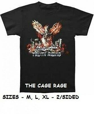 HED-PE - T-SHIRT - TRUTH RISING - HARDCORE PUNK - 2SIDED - M,L,XL -  NEW***