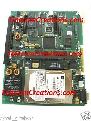 NEC Electra Professional VMS-F(4)-20 4 Port 180 HR Voicemail Circuit Card 792010