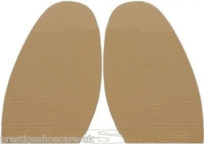 Ribbed Stick On Soles DIY Shoe Repair Sand Mens Ladies Extra Ribbed Grip Nonslip