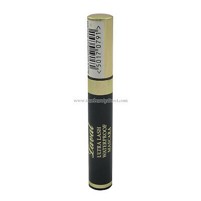 Laval Ultra Lash Waterproof Mascara Black New Many More Bargains To See In Shop