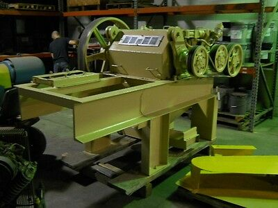 Ferell-Ross 18X30 Flaking Mill W/ Pin Feeder & 40 Hp Drive