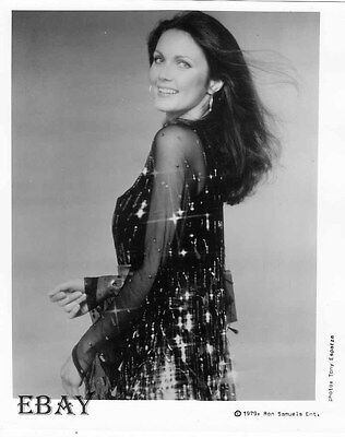 Lynda Carter sexy smile VINTAGE Photo
