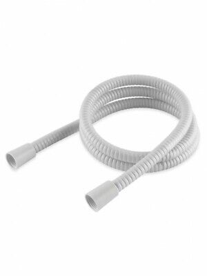 White Shower Hose 1.5m *Replaces Mira Grohe Triton Aqualisa and Others*