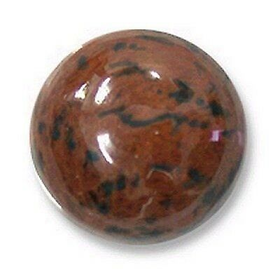 Lot of 10 Jasper Brick Red and black Round cabochon 5mm gem stones Natural