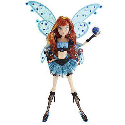 SDCC 2012 Comic Con WINX CLUB BLOOM BLUE BELIEVIX LIMITED Exclusive #/1010 Doll