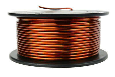 Magnet Wire 12 AWG Gauge Enameled Copper 1lb 50ft 200C Magnetic Coil Winding