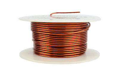 Magnet Wire 16 AWG Gauge Enameled Copper 8oz 62ft 200C Magnetic Coil Winding