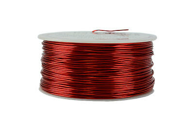 TEMCo Magnet Wire 20 AWG Gauge Enameled Copper 1lb 155C 314ft Coil Winding