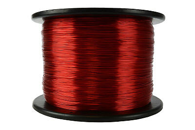 Magnet Wire 23 AWG Gauge Enameled Copper 7.5lb 155C 4702ft Magnetic Coil Winding