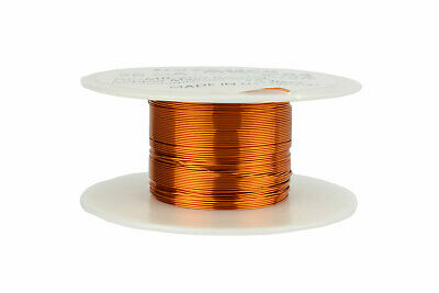TEMCo Magnet Wire 26 AWG Gauge Enameled Copper 200C 2oz 157ft Coil Winding